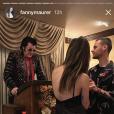 Agathe Auproux sexy à Las Vegas avec Fanny Maurer afin de célébrer un mariage rock'n'roll.