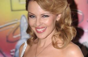 Kylie Minogue empoche 1 million de dollars pour... une seule chanson !