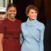 Michelle Obama explique son moment de solitude avec Melania Trump