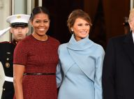 Michelle Obama explique son moment de solitude avec Melania Trump