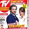 """Magazine """"TV Grandes Chaînes"""", en kiosques lundi 5 février 2018."""