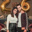 Tarek Benattia présente son épouse Camélia à ses fans après l'anniversaire de sa soeur Nabilla.