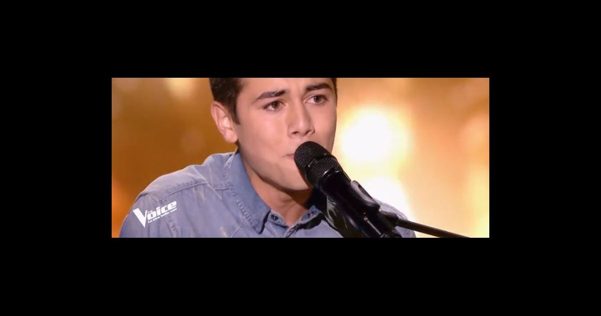 guilhem valayé the voice audition