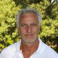 """David Ginola - Compétition """"Old Course"""" lors du Mapauto Golf Cup à Saint-Raphaël-Valescure, au profit des enfants malades, avec 3 soirées, dont une de gala avec ventes aux enchères. Le 10 juin 2017"""