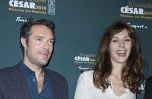 César 2018, les nommés : Doria Tillier et Nicolas Bedos, complices euphoriques