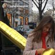Ophélie Meunier fête un événement spécial avec ses proches, Instagram, 13 janvier 2018