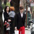 Sophie Ellis-Bextor, son époux Richard Jones et Sonny