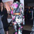 Kendall Jenner assiste à la soirée Off-White™ c/o Jimmy Choo à New York. Le 11 février 2018.