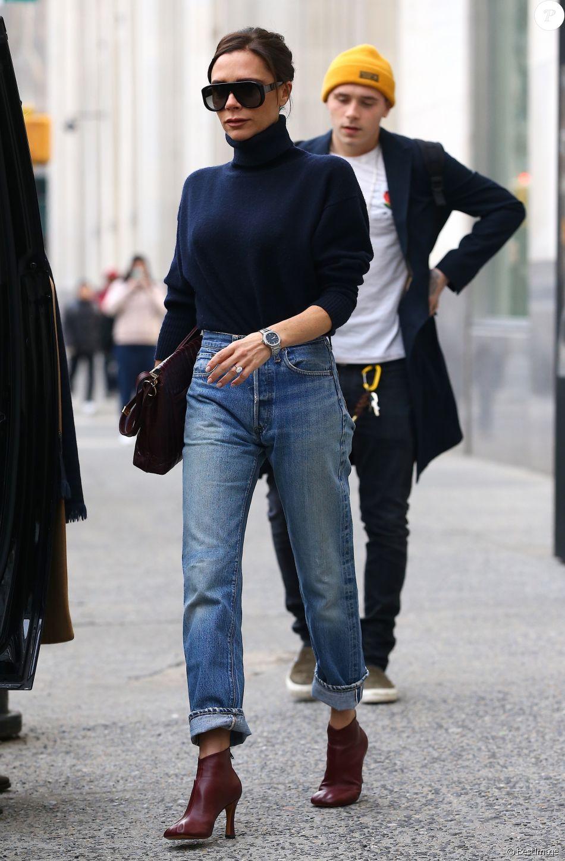 Victoria Beckham et so... 2017 David Beckham Divorce