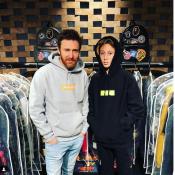 """David Guetta, papa fier pour les 14 ans de son fils Elvis : """"Je t'aime"""""""