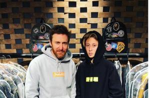 David Guetta, papa fier pour les 14 ans de son fils Elvis :