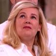 """Les filles de Michel Sarran dévoilent son pêché mingon. Ce qui fait beaucoup rire Hélène Darroze. Extrait de """"Top Chef 2018"""" sur M6. Le 13 février 2018."""