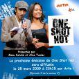 One shot not, saison 2, ép. 3 : le 28 mars à 23h15 sur Arte