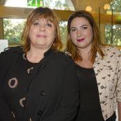 """Michèle Bernier : """"Grand-mère gâteuse"""" avec les jumeaux de sa fille Charlotte"""