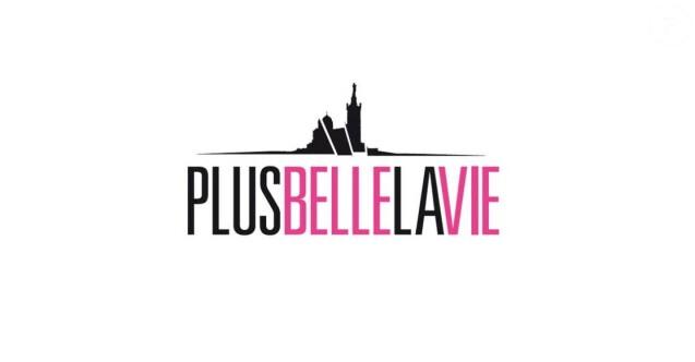 """""""Plus belle la vie"""", logo"""