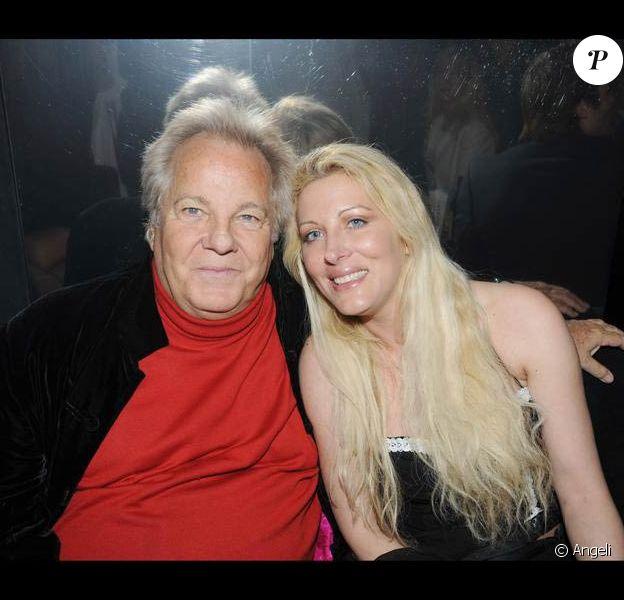 Massimo Gargia et Loana à la soirée d'anniversaire d'Edouard Nahum ! 19/03/09