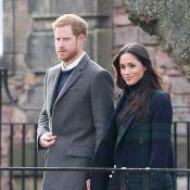 Prince Harry et Meghan Markle menacés par une lettre avec de la poudre blanche