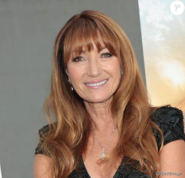 """Jane Seymour à la première du film """"Pray for Rain"""" à Los Angeles. Le 7 juin 2017"""