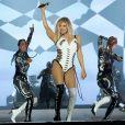 Fergie au festival Rock In Rio à Rio De Janeiro au Brésil, le 16 septembre 2017.