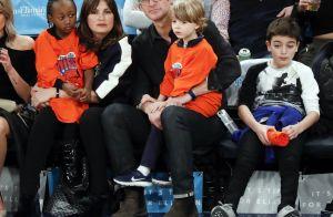 Mariska Hargitay : Tendre moment avec ses enfants à New York