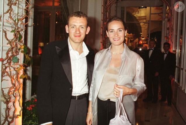 Dany Boon et Judith Godrèche - Festival de Cannes 1999