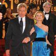 Harrison Ford et Calista Flockhart au festival de Cannes 2008
