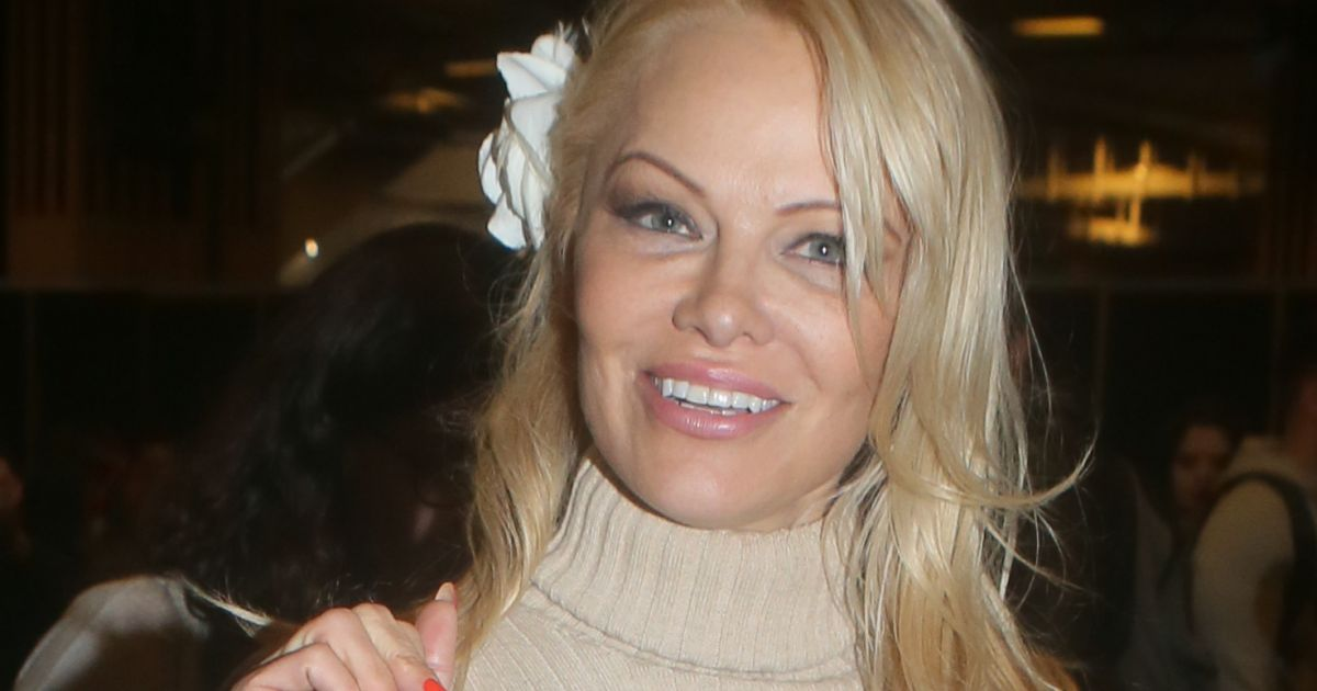 Pamela anderson 25 me dition du salon paris manga sci for Salon d adoption porte de versailles