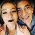 Marilou Berry et son papa Philippe en 2017.
