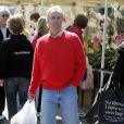 Henry Winkler alias Fonzie au marché de Brentwood dimanche 22 mars 2009