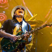 Carlos Santana : divorcé et curé, mais... toujours le feu sacré !