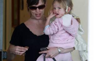 Violet Affleck a sauvé le look de sa mère... Jennifer Garner !