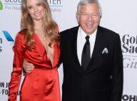 Ricki Lander, chérie de Robert Kraft (76 ans), accouche... de l'enfant d'un autre