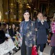 """Blanca Li - Défilé de mode prêt à porter Automne Hiver 2018/2019 """"Stella McCartney"""" à l'Opéra Garnier. Paris, le 5 mars 2018. © Olivier Borde / Bestimage"""