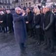 """Claude Lelouch dans l'émission """"Stupéfiant !"""" sur France 2 le 5 mars 2018"""