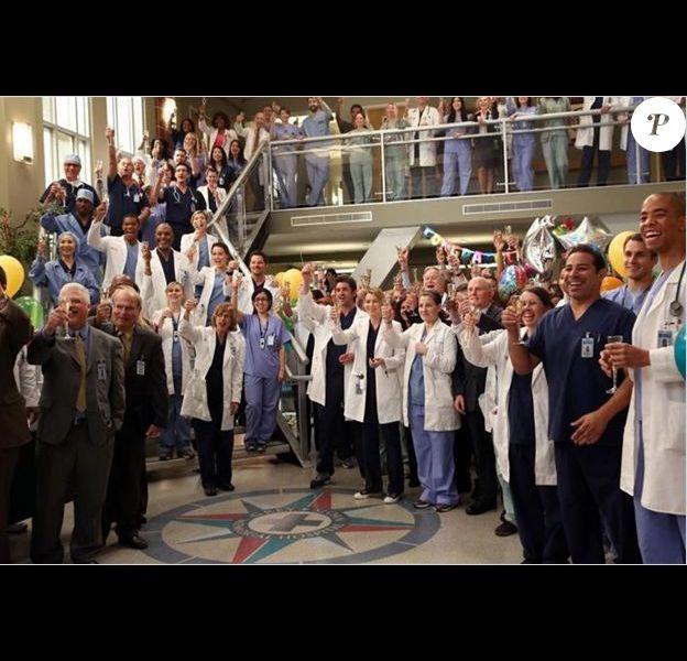 Image de la saison 10 de Grey's Anatomy