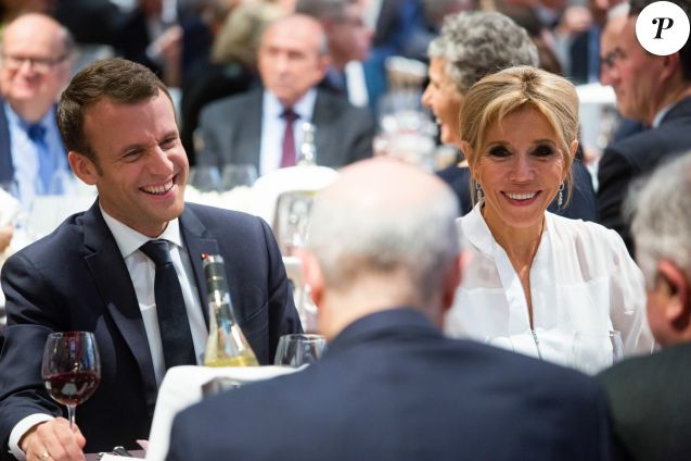 Dîner du Crif : Macron dénonce l'antisémitisme,