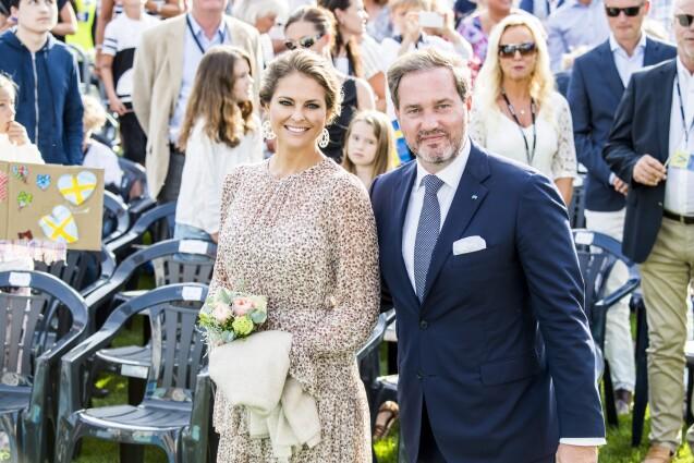 Princesse Madeleine de Suède a accouché de son troisième enfant