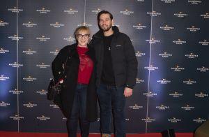 Karine Le Marchand complice avec Joeystarr après le concert de NTM