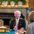 Le roi Carl XVI Gustaf de Suède a officiellement révélé le 12 mars 2018, lors d'un conseil des ministres exceptionnel au palais royal à Stockholm, les prénoms et le titre de la princesse Adrienne Josephine Alice de Suède, duchesse de Blekinge, troisième enfant de la princesse Madeleine et de Christopher O'Neill.