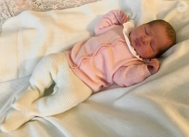 Madeleine de Suède vient d'avoir une petite fille — Naissance royale
