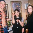 Guillaume Depardieu, Marie Trintignant et Chiara Mastroianni à Paris en 1994.