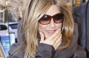Jennifer Aniston : pour sa première sortie en célibataire, elle est juste... rayonnante !