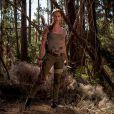 Alicia Vikander s'affiche dans Tom Raider.