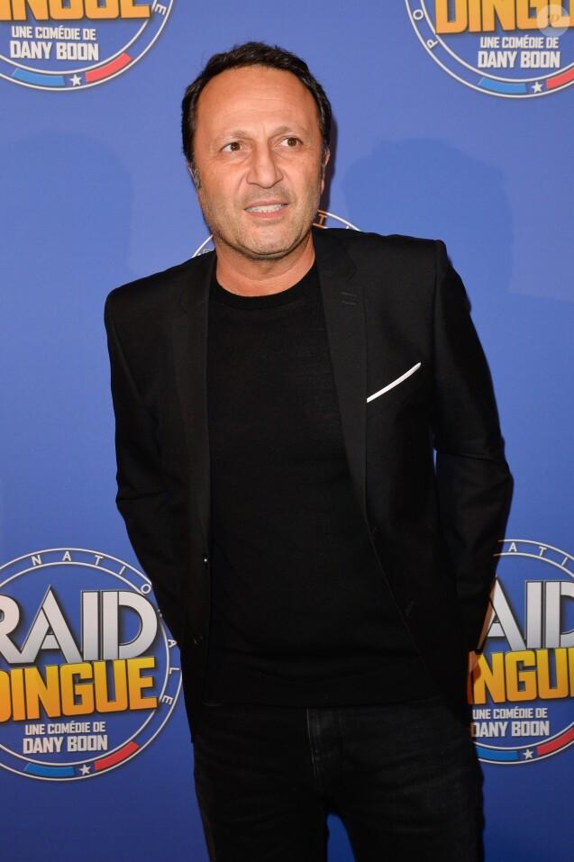 """Arthur lors de l'avant-première du film """"Raid Dingue"""" au cinéma Pathé Beaugrenelle à Paris, France, le 24 janvier 2017."""