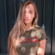 Emma Smet sur son Instagram