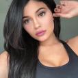 Kylie Jenner sur une photo publiée sur Instagram le 15 mars 2018
