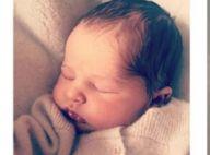"""Princesse Adrienne de Suède : 1er """"anniversaire"""", âgée d'une semaine, en photos"""