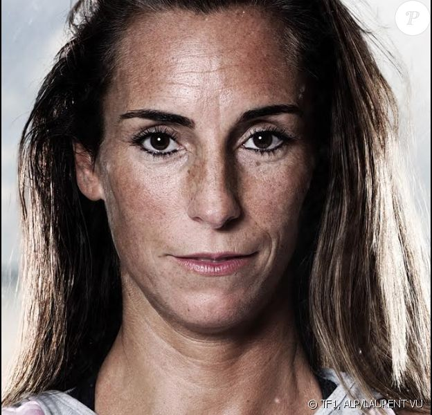 "Nathalie, candidate de ""Koh-Lanta All Stars"", photo officielle, TF1"