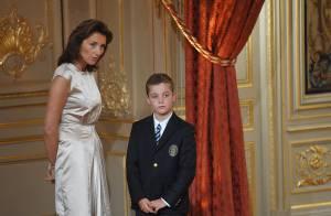 Des menaces de mort contre Louis Sarkozy, 10 ans...