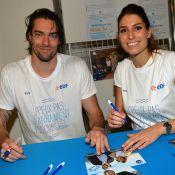 Laury Thilleman et Camille Lacourt : Le plus beau duo de l'Unicef